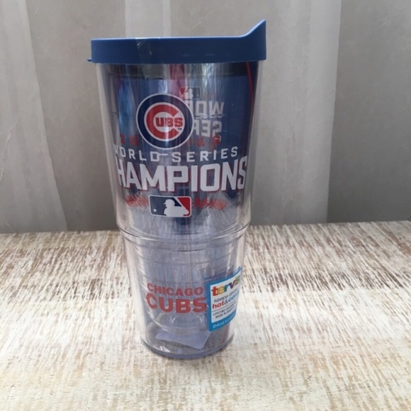 f64a251c320 Tervis Accessories | Nwt 24 Oz Chicago Cubs World Series Tumbler ...